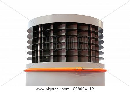 Clean Air Conditioner Filter Supply Duct Vents