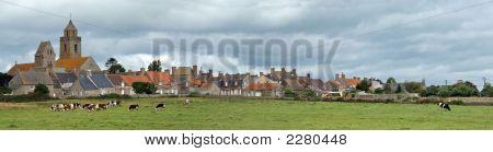 Gatteville Le Phare Village (Normandy)
