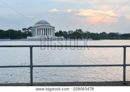 Washington D.C. - Jefferson Memorial