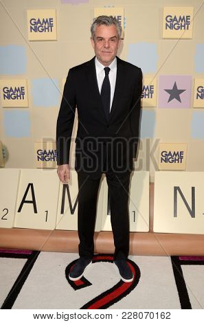 LOS ANGELES - FEB 21:  Danny Huston at the