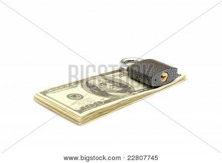 lock and stack money