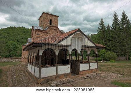 ancient Church of Poganovo Monastery, Serbia