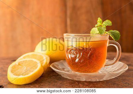 Lemon Teacup