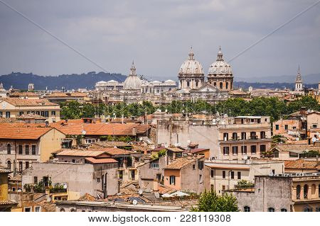 My Trip To Fabulous Italy. Eternal City Rome