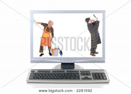 Hi Tech Computer