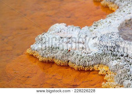 Wai-o-tapu Geological Feature