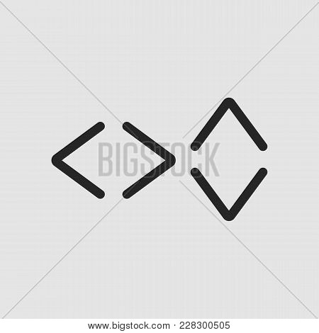 Arrows Up, Down, Right, Left Icon. Arrows Up, Down, Right, Left Vector Isolated. Flat Vector Illustr