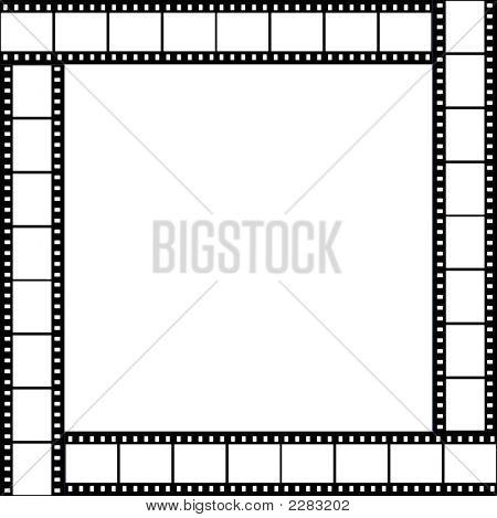 Film Strip Square