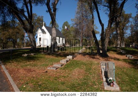 Chapel In A Graveyard Iii