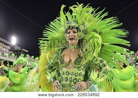 Carnival 2018 – Rensacer De Jacarepagua