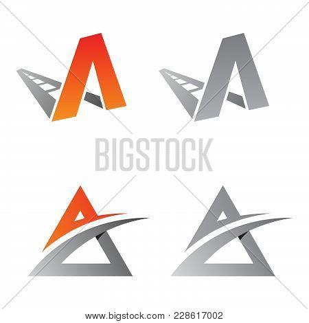 Best Simple Vector Letter A Logo. Royal Hotel, Premium Boutique, Fashion Logo, Super Logo, Vip Logo,
