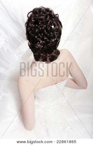 Hairdress Of The Bride