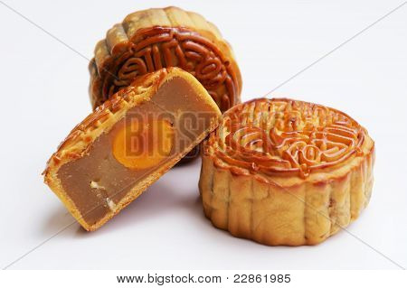Tradditional Mooncakes