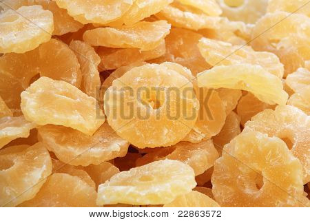 Dried Fruits - Pineapple