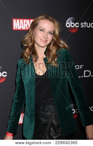 LOS ANGELES - FEB 24:  Amy Acker at