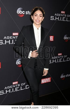 LOS ANGELES - FEB 24:  Natalia Cordova-Buckley at