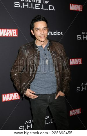 LOS ANGELES - FEB 24:  Gabriel Luna at