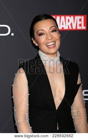 LOS ANGELES - FEB 24:  Ming-Na Wen at