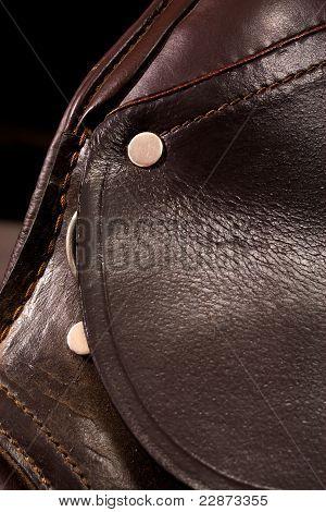 English saddle 1