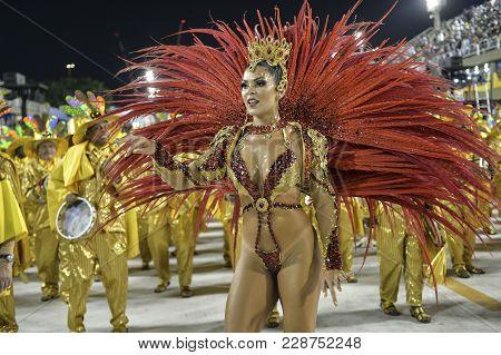 Carnival 2018 - Estacio