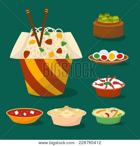 Chinese Tradition Food Dish Dumpling Delicious Cuisine Healthy Dinner Meal Asia Gourmet China Lunch