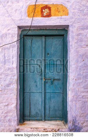 Jaisalmer Antique Door