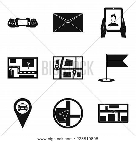 Electrical Connection Icons Set. Simple Set Of 9 Electrical Connection Vector Icons For Web Isolated