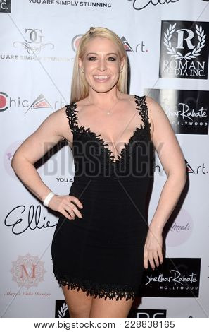 LOS ANGELES - FEB 26:  Whitney Bowers at the 4th Annual Roman Media Pre-Oscars Event at the Paloma on February 26, 2018 in Los Angeles, CA