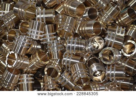 Brass Metal Components Inserts For Plastic Fittings Cpvc Inserts