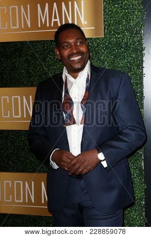 LOS ANGELES - FEB 27:  Mykelti Williamson at the 6th Annual ICON MANN Pre-Oscar Dinner at Beverly Wilshire Hotel on February 27, 2018 in Beverly Hills, CA