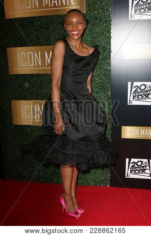 LOS ANGELES - FEB 27:  Lisa Butler at the 6th Annual ICON MANN Pre-Oscar Dinner at Beverly Wilshire Hotel on February 27, 2018 in Beverly Hills, CA