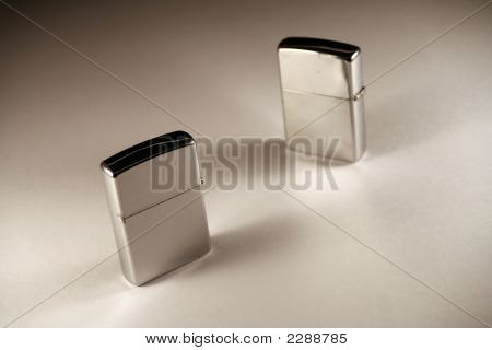 Silver Lighters