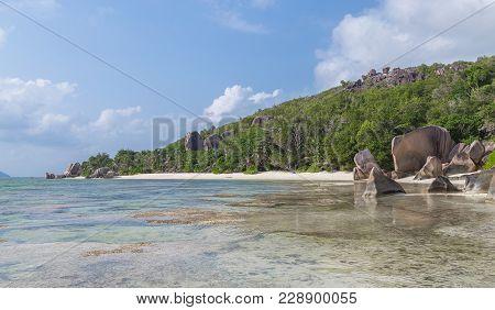 Anse Pierrot On La Digue Seychelles Picture