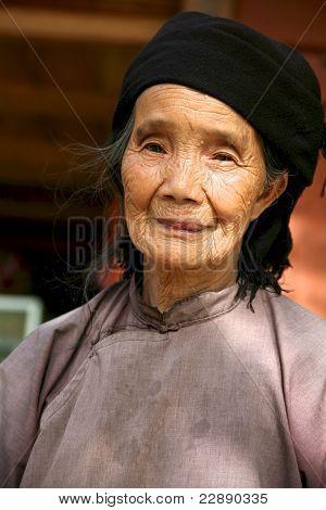 Vietnamese Hmong Woman