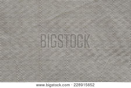 Texture Of Industrial Nylon Fabric - Aviation Tarpaulin Close Up, Which Used In Industry, For Making