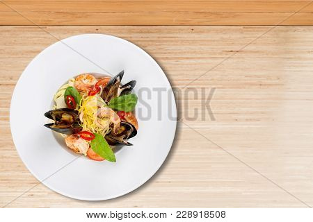 Eating Healthy Color White Background View Luxury Vitality
