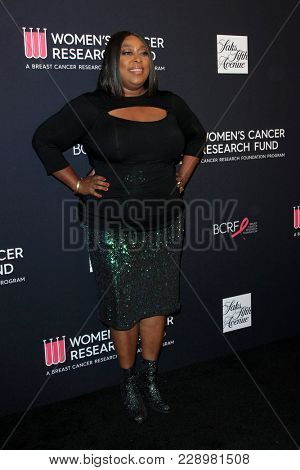 LOS ANGELES - FEB 27:  Loni Love at the An Unforgettable Evening at Beverly Wilshire Hotel on February 27, 2018 in Beverly Hills, CA
