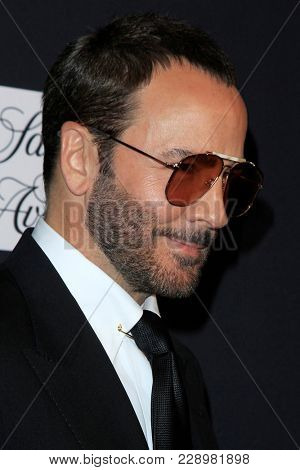 LOS ANGELES - FEB 27:  Tom Ford at the An Unforgettable Evening at Beverly Wilshire Hotel on February 27, 2018 in Beverly Hills, CA
