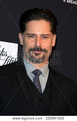 LOS ANGELES - FEB 27:  Joe Manganiello at the An Unforgettable Evening at Beverly Wilshire Hotel on February 27, 2018 in Beverly Hills, CA
