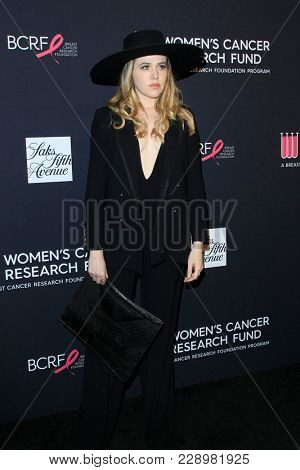 LOS ANGELES - FEB 27:  Majandra Delfino at the An Unforgettable Evening at Beverly Wilshire Hotel on February 27, 2018 in Beverly Hills, CA