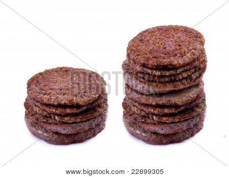 Tower of Hamburgers