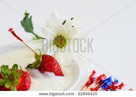 Strawberry & Cream