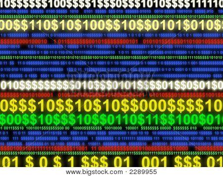 Digital Dollars Electronic Transfer