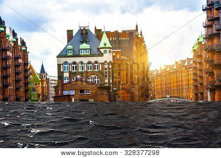 Consequences Of Climate Change For Hamburg  - Germany