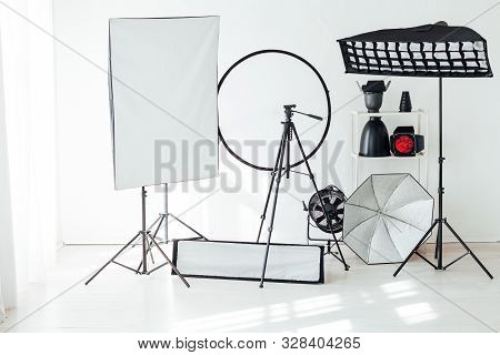 Photo Studio Equipment Flash Accessories Professional Photographer