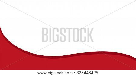 White And Red Background Of Gradient Smooth Background Texture On Elegant Rich Luxury Background Web