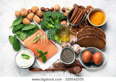 Healthy Organic Food  For Diabetes Diet