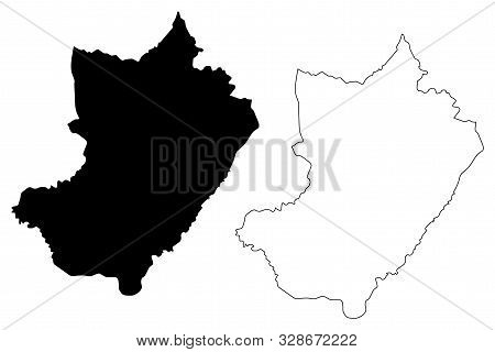 Lekoumou Department (departments Of The Republic Of The Congo, Congo-brazzaville, Congo Republic,rot