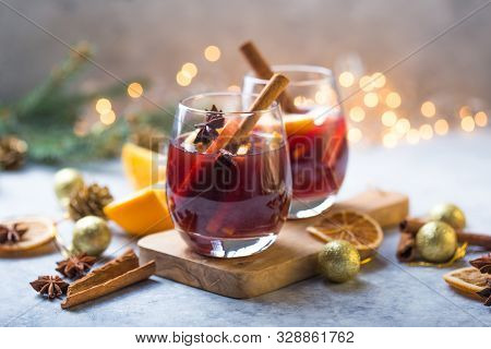 Mulled Wine . Christmas Mulled Wine Delicious Holiday Like Parties With Orange Cinnamon Star Anise S