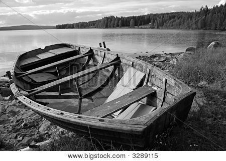 Boat On The Side